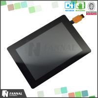 Cheap 3.5 TFT Surface Capacitive Touch Screen Panel For Automotive And Smart Home for sale