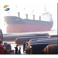 Cheap Marine Rubber Airbag Diameter 1.8m X 10m Ship Lifting Floating Airbags for sale