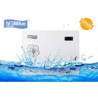 Cheap RO Reverse Osmosis Water Filter Machine , 75GPD RO Unit For Drinking Water for sale