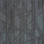 Cheap Roman - R61 Commercial Carpet Tiles Tufted Multi Level Loop Pile Construction for sale