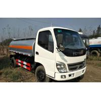 Cheap 5-16 Tons Used Oil Tanker DONGFENG / FOTON / HOWO Brand Diesel Fuel Type for sale