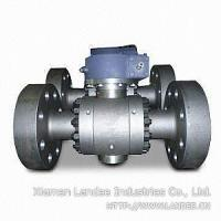 Cheap Trunnion Mounted Ball Valves for sale