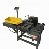 Buy cheap 7.5HP Hydraulic 2kg Cotton Bale Pressing Machine from wholesalers