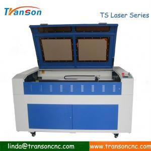 China RECI 100W laser cutting machine with 1400*900mm