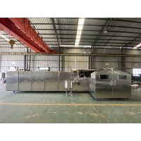 Cheap Commercial 3800pcs/H 3.37kw Ice Cream Cone Production Line for sale