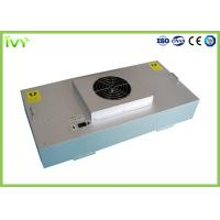 Cheap High Efficiency 99.99% Fan Filter Unit Customized Size With Hepa Filter for sale