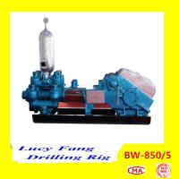 Cheap China Powerful BW-850/5 Mud Pump for Water Well Drilling for sale