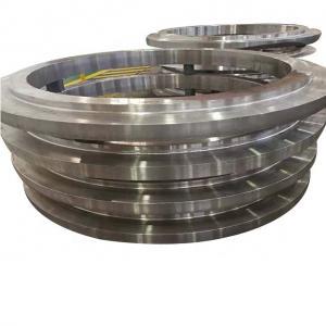 Cheap High Precision CNC Metal Forging Machine Parts 316 L Aluminium 7075 Forging Ring for sale