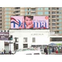 Buy cheap 64dots * 48dots Resolution 20mm Outdoor Full Color Led Display For Building Top from wholesalers