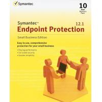 Cheap Retail Symantec Network Protection Small Business 10 User Personal Commercial for sale