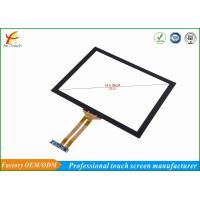 Cheap Anti Glare USB Touch Screen Large Format , Flexible Touch Panel Fast Response for sale