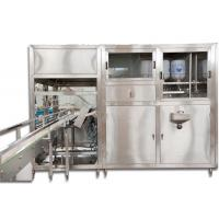 Cheap 5 Gallon Barrel Washing Filling And Capping Machine 3- In -1 Bottling Packing Equipment for sale