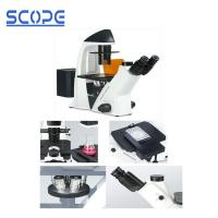 Cheap BDS400-FL Inverted Biological Microscope Epifluorescence Illumination for sale