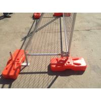 Cheap Australia/New Zealand Temporary Fencing with Support Brace for sale