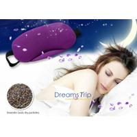 Buy cheap Herbal Lavender Heated USB Eye Mask Warming for Eye Pain Relief Patch from wholesalers