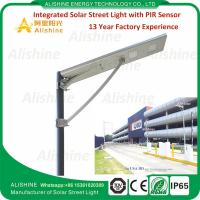 Cheap Competitive Price 30 Watts LED Solar Street Light with 5 Years Warranty for sale