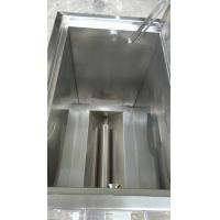 130 Gallon Kitchen Soak Tank Complete with Stainless Steel Lift Out Rack