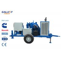 China Diesel Hydraulic Puller Underground Cable Pulling Equipment Long Service Time on sale