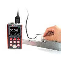 Cheap Extruded Aluminum Digital Ultrasonic Thickness Gauge Equiped With Bluetooth Printer MT660 for sale