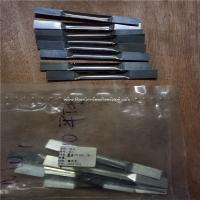 Cheap Molybdenum Evaporation Boats ,Mo boat ,0.2mm*10mm*100mm100pcs wholesale price for sale