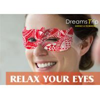 Buy cheap Magic Visible Real Steam Mask Self heating Warming Spa for Dry Eyes or Relax from wholesalers