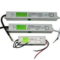 Constant Voltage Outdoor CCTV Led Switching Power Supply IP67 Waterproof 12V 60W 100W 150W