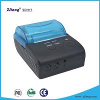 Cheap Support ESC/POS Commands ZJ-5805LD Parking Ticket Thermo POS Print Android Printer 58mm  for Sale for sale
