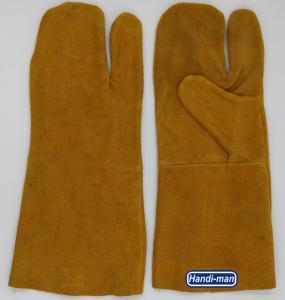 14 inch Split Leather Safety Welding Gloves
