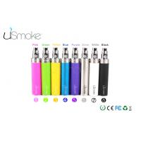 Cheap Low voltage 2200mAh Rainbow Cigarette LED Indication Button for sale
