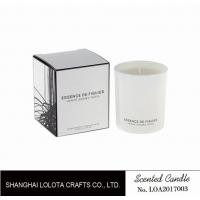 China Great Smelling Holiday Scented Candles , Multi Colored Handmade Soy Wax Candles for sale