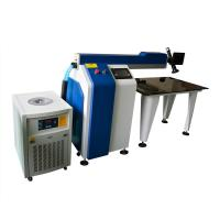China Channel Letter Fiber Laser Welding Machine For Stainless Steel Soldering 400W on sale