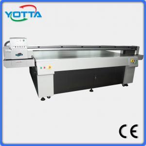 China Latest digital uv flatbed printer on wood, uv led inkjet printing machine on sale