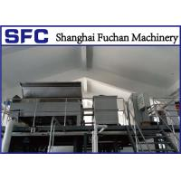 Cheap Small Footprint Sludge Treatment Rotary Drum Thickener Fullly Enclosed Structure for sale