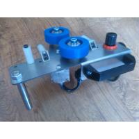 China Pneumatic Manual Edge Roller Press for Double Glazing Units Double Glazing Equipment on sale