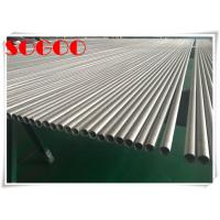 Cheap Super Duplex Stainless Steel Seamless Alloy Pipe 654SMO / RS-2 / S32654 / 1.4652 for sale