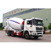 Cheap SHACMAN-HUAYI Second Hand Cement Mixer , Used Cement Mixer Truck 6X4 Drive Form for sale