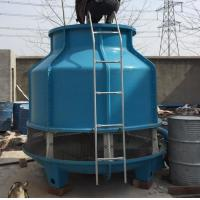 Cheap Eco Friendly Evaporative Cooling Tower 100T , Small Cooling Tower 2960 Height for sale