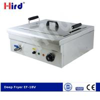 Cheap CE Professional fryer fish fryers ACE table top fryer electric deep fryer cheap fryer with valve EF-18V for sale