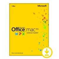 Cheap Microsoft Office For Mac License Home And Student 2011 English Full Featured for sale