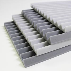 Cheap 28kg/M3 Density Wedge Tiles Soundproof Acoustic Foam for sale