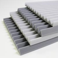 Buy cheap 28kg/M3 Density Wedge Tiles Soundproof Acoustic Foam from wholesalers