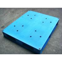 Light Weight Eco - Friendly Reusable Plastic Pallets For Warehouse Racking System