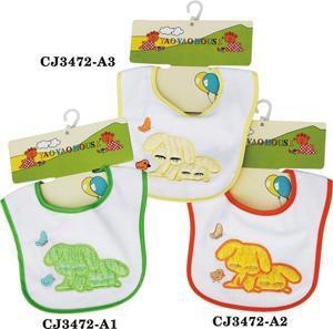 China Baby Bibs (CJ3472) on sale