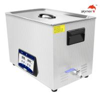 Cheap Ultrasonic Cleaning Machine for Electroplate Industry 38~960 Liters with Heating Function for sale
