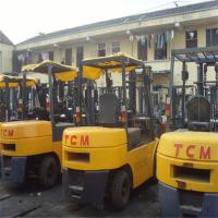 Cheap Good quality used small forklifts for sale / second hand TCM 3T forklift for sale for sale