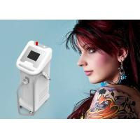 Cheap Multifunctional Salon ND Yag laser surgery tattoo removal Machine 1 - 6Hz Pulse Repetition Rate for sale