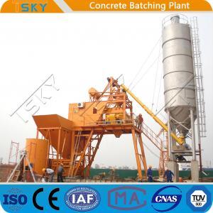 Cheap 25m3/h HZS25 Ready Mixed Concrete Batching Plant for sale