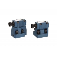 Cheap Electronic Solenoid Directional Hydraulic Control Valves 35MPa 250Bar for sale