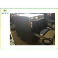 Buy cheap Steel Penetration X Ray Parcel Scanner 6040 Tunnel Size 35mm With Control Desk from wholesalers