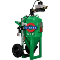 Cheap Mobile Vapour Blasting Equipment Heavy Equipment Paint Removal Supply for sale